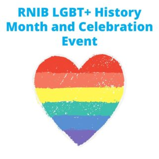 RNIB LGBT+ History Month and Celebration Event  It's LGBT+ History Month, an annual event highlighting key moments in the civil rights movement for gay, lesbian, bisexual and transgender people and to celebrate the contributions LGBT+ people have made to all aspects of society.   To coincide with this, the RNIB is holding a UK wide LGBT+ History Celebration event where you can share stories and contributions from the community's LGBT+ people, their families, friends, or allies.  Where: Online / over the phone (Microsoft Teams) When: Wednesday 17th February 2021 What time: 6 - 7pm  As we listen to each others' stories, we will also discuss how to move forward with the formation of social groups of blind and partially sighted people who are part of the LGBT+ community.  To join in or find out more, please contact:  Hazel Cross - hazel.cross@rnib.org.uk - 07525923093  #RNIB #LGBT #LGBTHistoryMonth #VisuallyImpaired #VisualImpairment #VisionImpaired #Blind #Blindness #SightLoss #PartiallySighted #Worthing #Volunteer #SightSupport #WestSussex #Adur