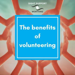 If you've been contemplating volunteering (whether for us or another organisation) there's loads of fabulous benefits you'll gain from the experience and we've listed a few of them in our blog post. See the website for the full whammy!  We are always on the look out for volunteers to join our team so do get in touch if you'd like to find out more.  #VisuallyImpaired #VisualImpairment #VisionImpaired #Blind #Blindness #SightLoss #PartiallySighted #Worthing #Volunteer #SightSupport #WestSussex #Adur