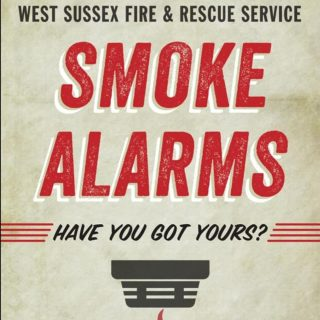Last year West Sussex Fire and Rescue Service attended 60 House fires where it was found that no smoke alarm was fitted. Three of those fires proved fatal.  By having a fire alarm installed in your home, and regularly checking it, you could be saving lives.   With the Covid restrictions beginning to lift it is now an important time to check both our own smoke alarms and those of our elderly and vulnerable loved ones. Please take time to check and make sure that they have smoke alarms, and if they already do, test them!  Let's work together to keep everyone safe!   For more information on fitting smoke alarms, please visit: www.westsussex.gov.uk/smokealarms  #KeepCalmGetAnAlarm #VisuallyImpaired #VisualImpairment #VisionImpaired #Blind #Blindness #SightLoss #PartiallySighted #Worthing #Volunteer #SightSupport #WestSussex #Adur