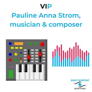 We've a new VIP on the site, this time highlighting the life of Pauline Anna Strom, an imaginative and influential musician and composer.  Blind from birth, Pauline believed that being blind enhanced her music.  Find out more about Pauline and judge her music for yourself in our new blog on the website.  #VisuallyImpaired #VisualImpairment #VisionImpaired #Blind #Blindness #SightLoss #PartiallySighted #Worthing #Volunteer #SightSupport #WestSussex #Adur #PaulineAnnaStrom #BlindMusician