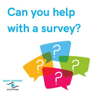 Can you help by completing this survey on behalf of West Sussex County Council? They're hoping to find out what West Sussex residents with sight or hearing impairments think about the services they receive.  There's more about it, including links to the survey, on our website in the 'news' section.  Please do take the time to complete this survey and share your experience and thoughts. It should take no longer than 15 minutes. The deadline for completion is the 21st February 2021. Thank you!  #VisuallyImpaired #VisualImpairment #VisionImpaired #Blind #Blindness #SightLoss #PartiallySighted #Worthing #Volunteer #SightSupport #WestSussex #Adur
